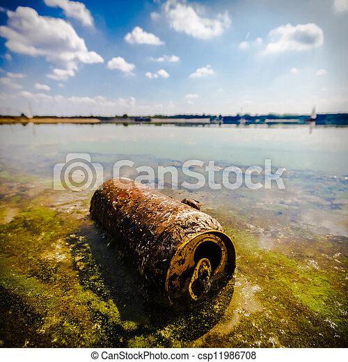 poluição - csp11986708