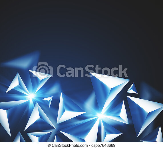 Polygonal Diamond Wallpaper Abstract Polygonal Diamond Wallpaper