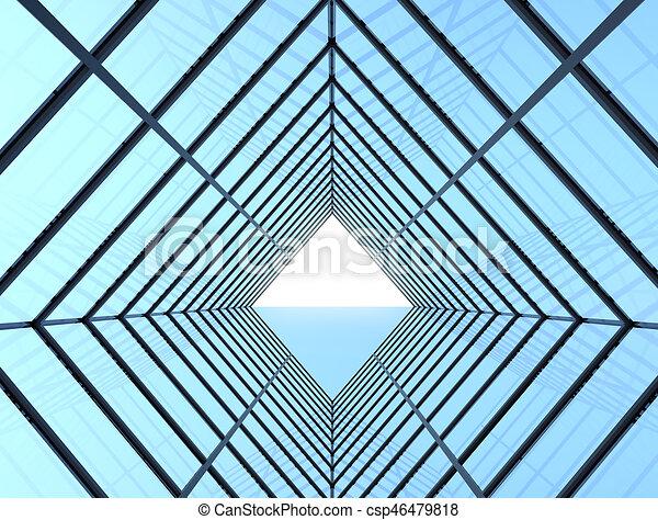 Polygone Forme Résumé Fond Triangulate Polygone Arrière Plan