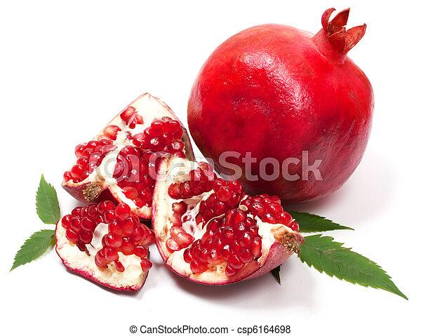 Pomegranate - csp6164698