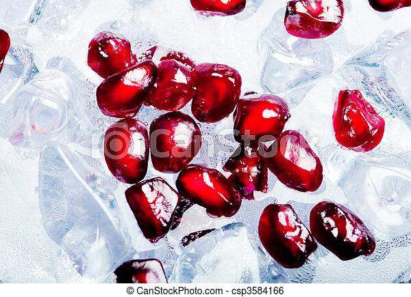 Pomegranate - csp3584166