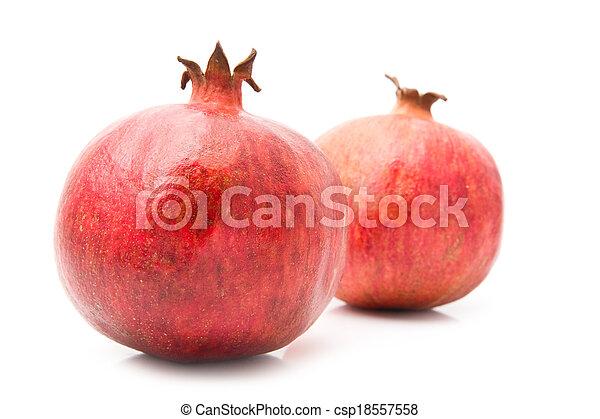 pomegranate - csp18557558
