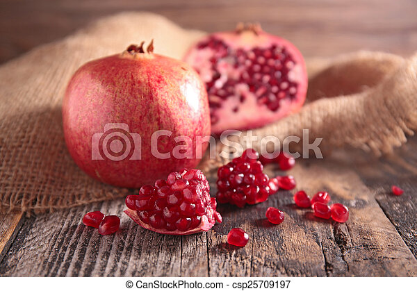 pomegranate - csp25709197