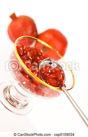 Pomegranates 6 - csp0109034