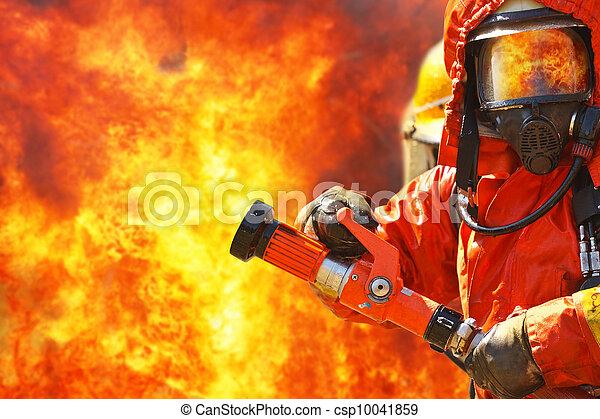 pompier - csp10041859