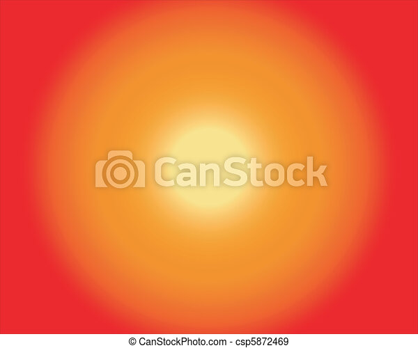 ponha ao sol experiência - csp5872469