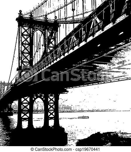 Dessin Du Pont De San Francisco pont, francisco, san, cl, porte or. pont, francisco, art, san