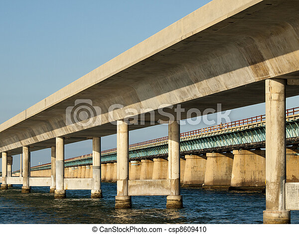 pont, sept, mille - csp8609410