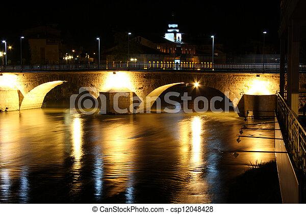 ponte, amasya - csp12048428