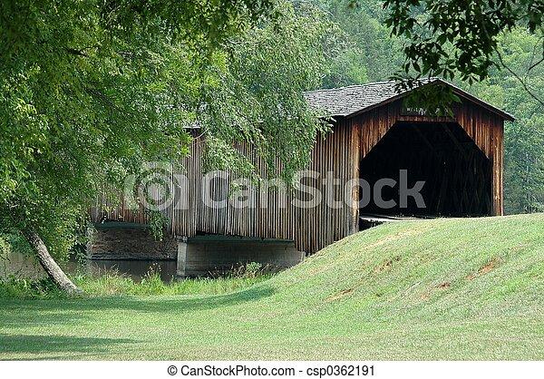 ponte coberta - csp0362191