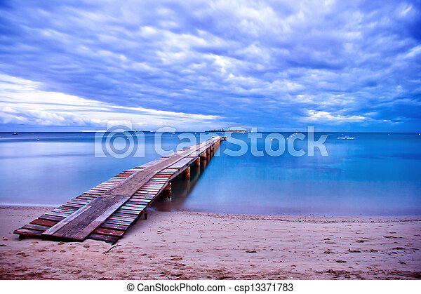 ponte legno - csp13371783