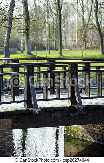 ponte, parque - csp26274044