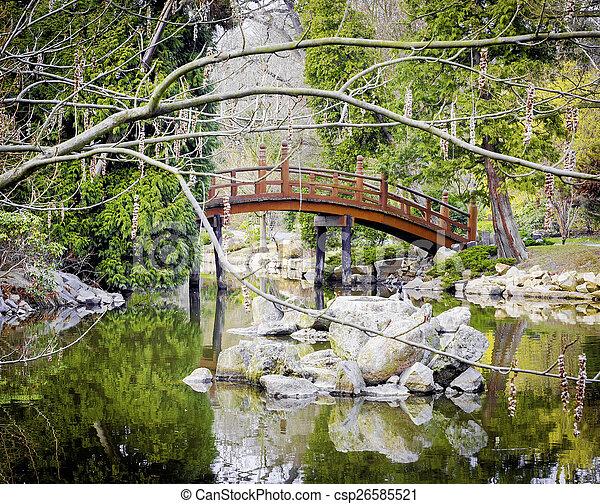 ponte, parque - csp26585521