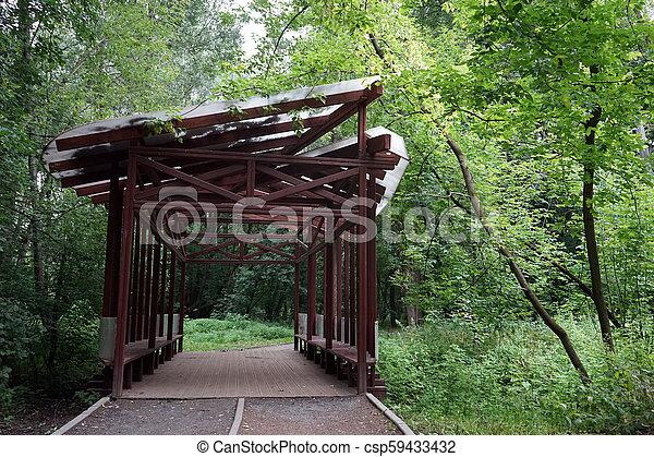 ponte, parque - csp59433432