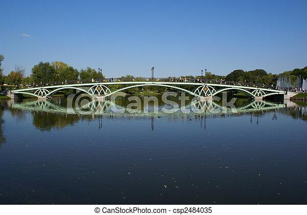 ponte, parque - csp2484035