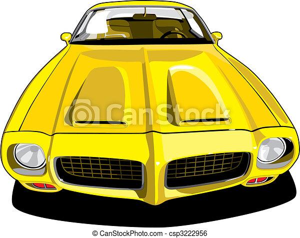 Pontiac Firebird - csp3222956