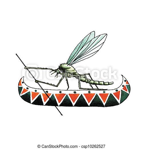 Pontomyia natans - csp10262527