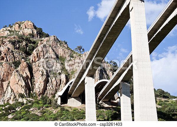 ponts, autoroute - csp3261403