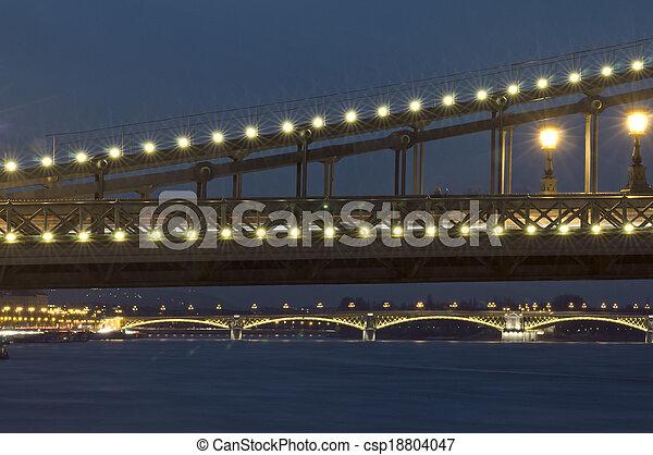 ponts, détails - csp18804047