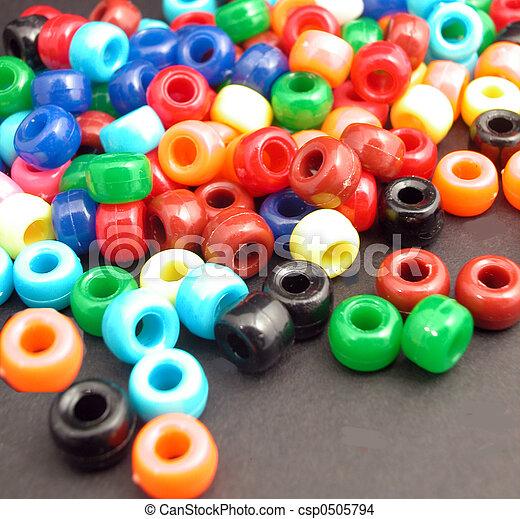 Pony Beads - csp0505794