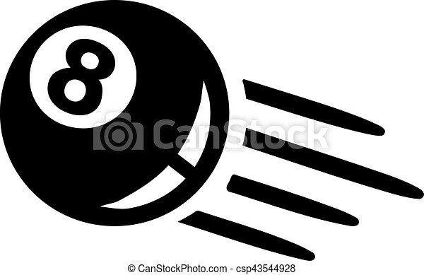 Pool Ball - csp43544928