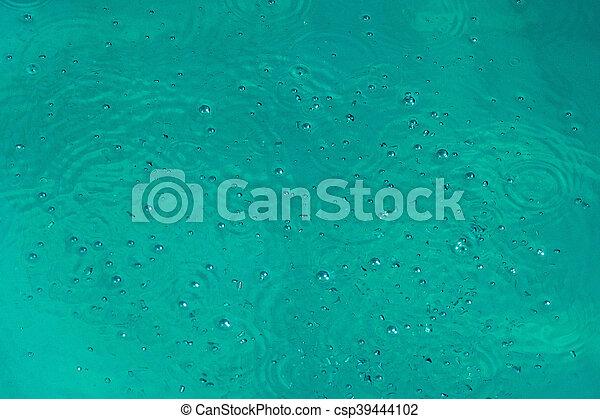 Pool fun - csp39444102