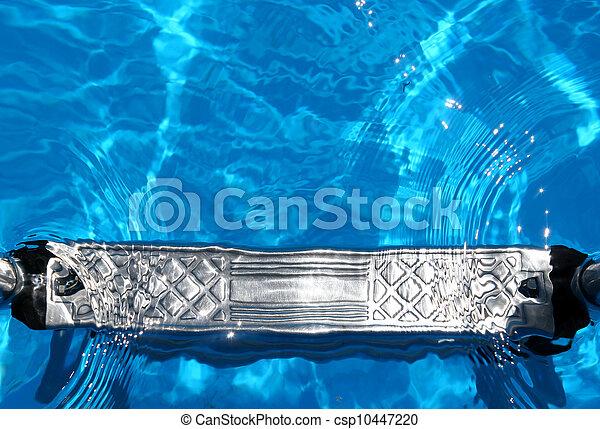 pool ladder - csp10447220