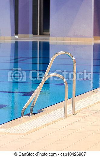 Pool ladder - csp10426907