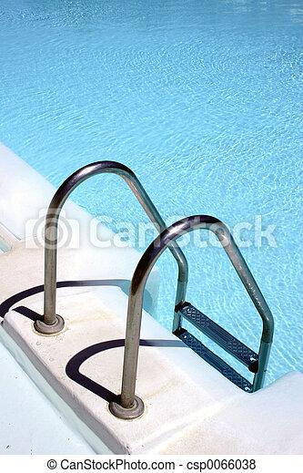 Pool Steps - csp0066038