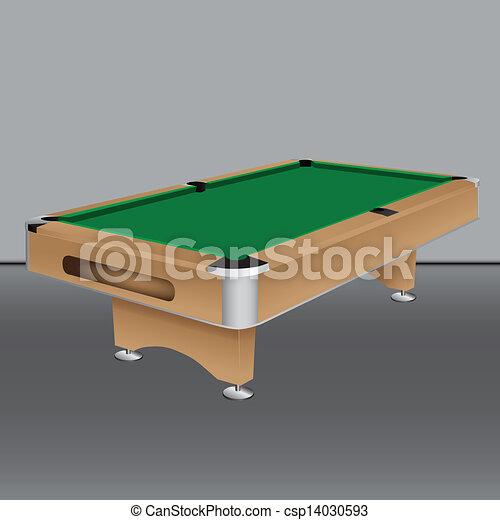 Pool table - csp14030593