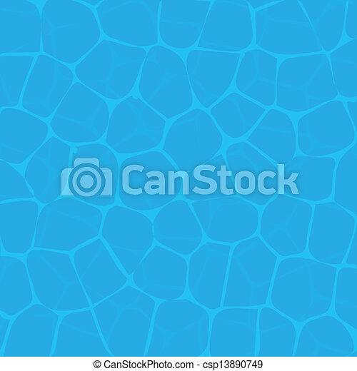 pool water texture - csp13890749