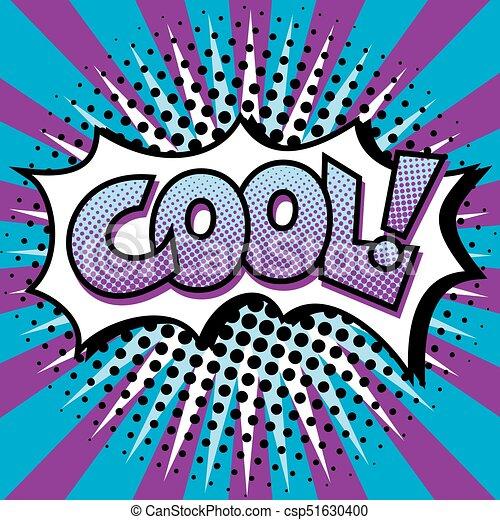 Download Pop art cool! text design. Pop art cool! text design with ...