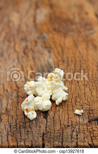 Pop corn - csp13927618