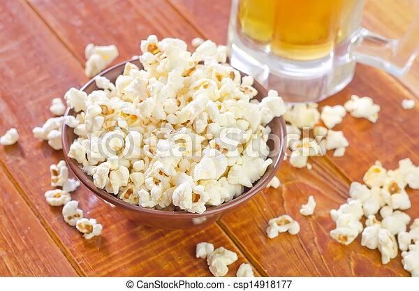 pop corn - csp14918177