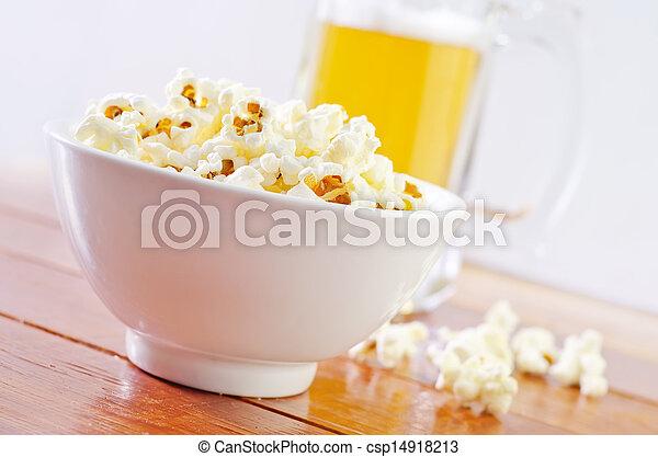 pop corn - csp14918213