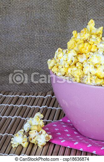 Pop Corn - csp18636874