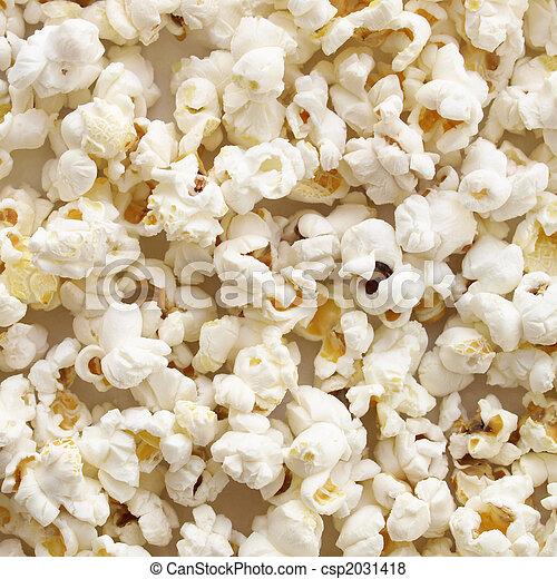 Pop Corn - csp2031418
