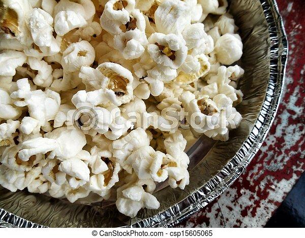 Pop corn - csp15605065