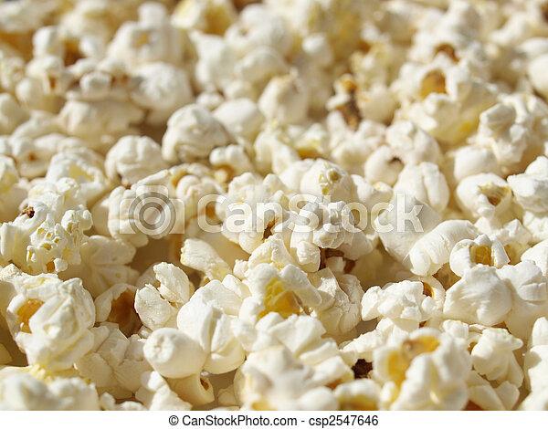 Pop Corn - csp2547646