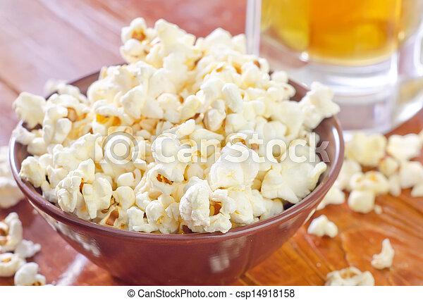 pop corn - csp14918158