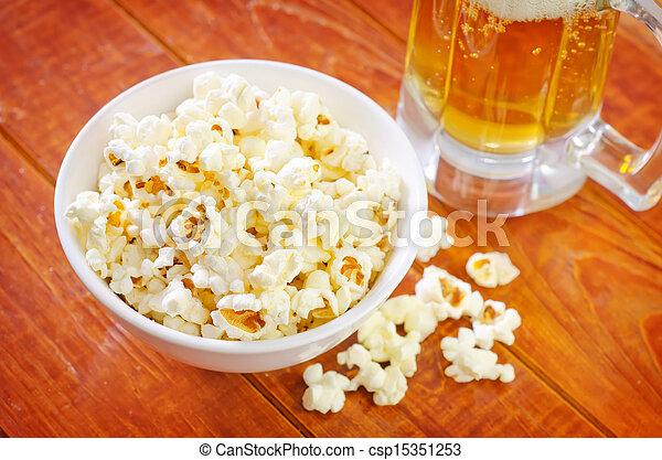 pop corn - csp15351253