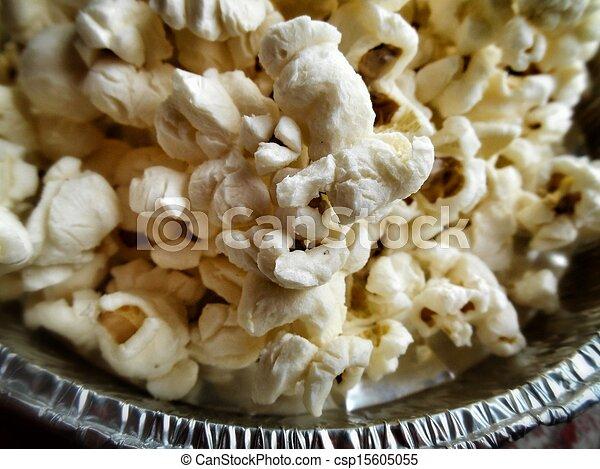 Pop corn - csp15605055