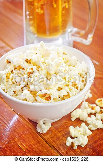 pop corn - csp15351228