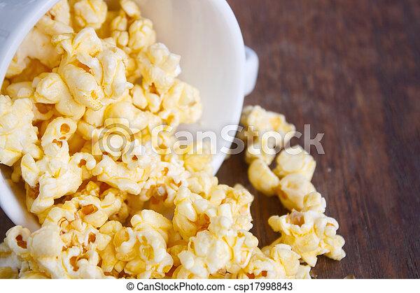 pop corn - csp17998843