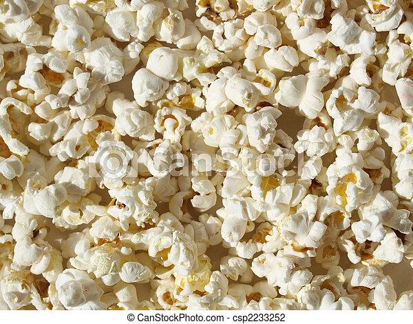Pop Corn - csp2233252