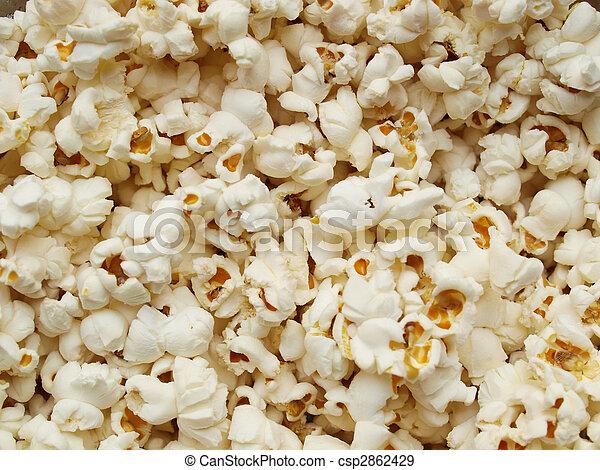 Pop Corn - csp2862429