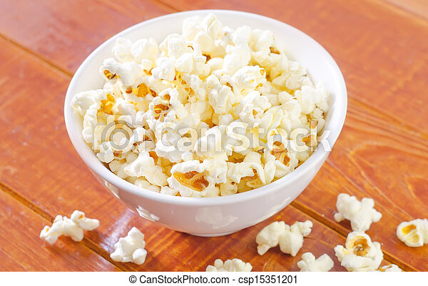 pop corn - csp15351201