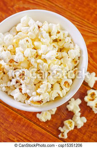 pop corn - csp15351206