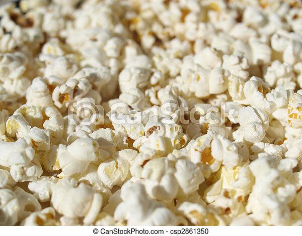 Pop Corn - csp2861350