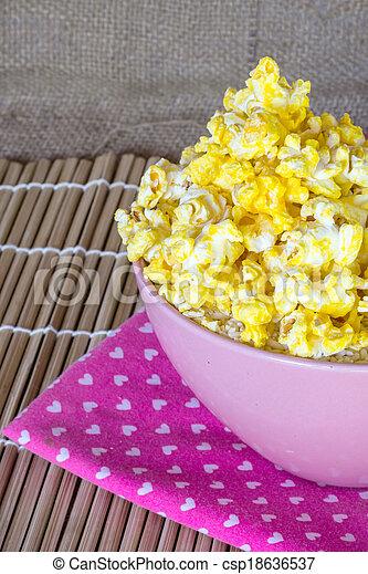 Pop Corn - csp18636537